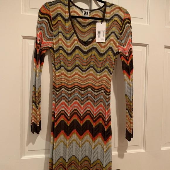 Missoni Dresses & Skirts - Missoni knit dress, Sz 46